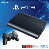 Playstation 3 500gb Original Nuevo Sin Modificacio *stargus