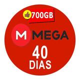 Cuentas Premium Mega 40 Dias 1 Mes 700gb Envio Inmediato