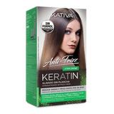 Kativa Alisado Sin Plancha Keratina Ant - mL a $267