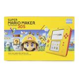 Nintendo 2ds + Juego Mario Maker + Mem 4gb + Pro Pantalla