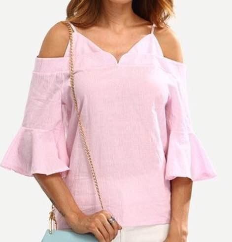 Blusas para mujer Limonni LI809 Casuales