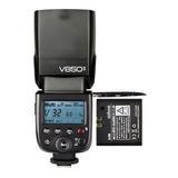 Godox Ving V850 Ii Camara Flash Speedlite Para Canon Nikon