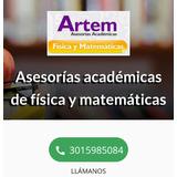 Clases Personalizadas Matemáticas Y Fisica
