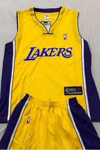 cd83b5c2ee486 Camiseta De Baloncesto De La Nba Los Lakers Con 25% Dto