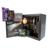 Pc Gamer Lilac Tl02 Ryzen 2600 Ram 8gb
