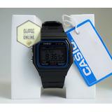 d11ae4385c1c Reloj Económico Unisex Digital F-91w Resistente Agua