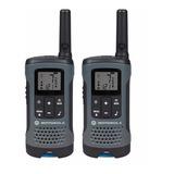 Par Radio Telefono Waklie Talkie Motorola T200 100% Original