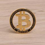 Bitcoin Moneda Conmemorativa 2018 Coleccionable - Estuche