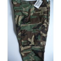 Pantalón Camuflado Militar Us Army Marine Tallas Varias