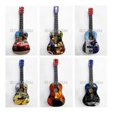 Guitarra Acústica Pequeña Personajes Disney Para Niño Niña