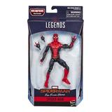 Marvel Legends Molten Man Series Spiderman Hasbro Nueva