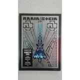 Rammstein Dvd Live In Paris Nuevo Original Sellado U.s.a.
