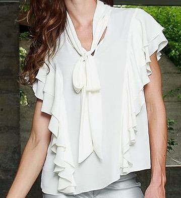 Blusas para mujer Limonni LI446 Campesinas
