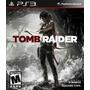 Tomb Raider Ps3 Digital Nuevo Original - Jxr