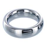 Master Series Acero Inoxidable Cock Ring, Le355-l, L, 1
