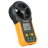 Medidor Digital De Flujo Y Velocidad De Aire (anemómetro)