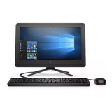 Todo En Uno Hp 205 G3 Amd E2-9000 4gb 1t Linux 19.5 Negro