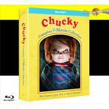 Chucky - Colección Completa 7 Películas Blu-ray Original!!