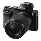 Cámara Profesional Sony Full Frame + Lente 28-70mm - Ilce-7k
