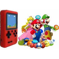 Mini Consola Retro Portatil Tipo Game Boy 168 Juegos Play Av