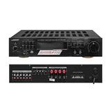 Amplificador Bluetooth Fm Vst2000bt-usb Vento 4 Canales