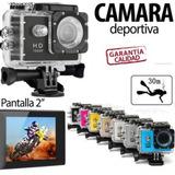 Camara Deportiva Sports Ultra Hd 1080 Tipo Go