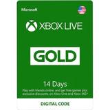 Xbox Live Gold 14 Días Región Estados Unidos Código Trial