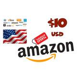 Amazon.com Gift Card Tarjetas De Regalo Electrónicas 10