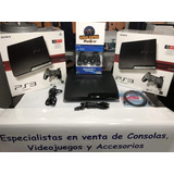 Consola Playstation 3 Slim 250gb, 21 Juegos Incorporados.