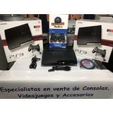 Consola Playstation 3 Slim 250gb, 21 Juegos Incorporados.