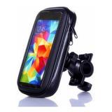 Soporte Porta Celular Moto Bolso Impermeable Estuche Bici