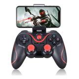 Control Bluetooth Inalambrico Gamepad X3 Para Smartphone