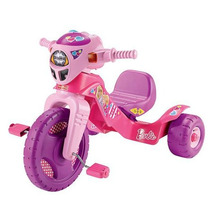 Triciclo Fisher Price Con Luces Y Sonidos De La Barbie