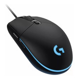 Mouse Gamer Logitech G203 Prodigy 6 Botones 8000 Dpi
