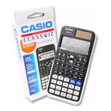 Casio Fx-991ex Classwiz Calculadora Científica, Ingeniería