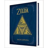 The Legend Of Zelda: Enciclopedia En Español Ed. Norma