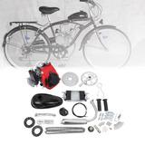Instalación Kit Bicicletas Con Motor Ciclomotor Bicimotor