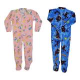 Pijama Termica Enteriza Niño - Niña
