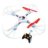 Drone Luz Led Integradas Recargable Facil Manejo +control+ob