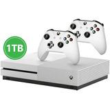 Xbox One S 1tb Con 2 Controles