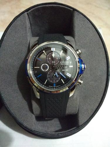bbe727bf6c7c Reloj Citizen Ecodrive Hombre Original Importado