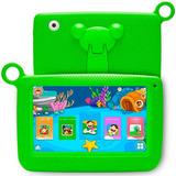 Tablet Krono Kids Niños Bluetooth Wifi Cámara 8gb Resistente