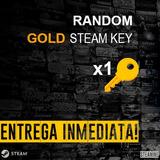 Random Gold Steam Key Global 1 Key