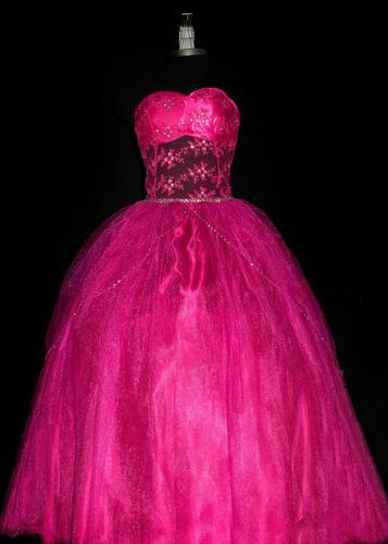 daab13a0b Vestido De Quinceaños Nuevo Talla M