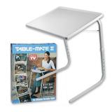 Mesa Table Mate Ii. Ajustable Multiusos Portátil Plegable