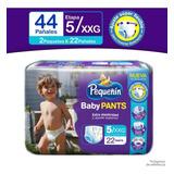 Pañales Pequeñín Pants Et5x44 - - Unidad a $1005