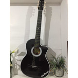 Guitarras Acústicas Diseño Único+personalizada+forro+manual