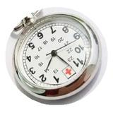 Reloj De Bolsillo Tipo Broche Enfermera Medico Tipo B