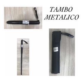 Tambo Metálico Estuche