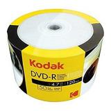 Disco Dvd Imprimible Kodak 8x Origi - Unidad a $440
